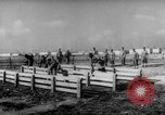Image of Detroit factory workers Camp Atterbury Indiana USA, 1943, second 52 stock footage video 65675041518