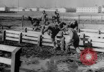 Image of Detroit factory workers Camp Atterbury Indiana USA, 1943, second 54 stock footage video 65675041518