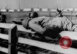 Image of Detroit factory workers Camp Atterbury Indiana USA, 1943, second 55 stock footage video 65675041518