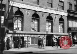 Image of World War 2 Merchant Seamans Club West 43rd Street New York City USA, 1943, second 27 stock footage video 65675041519