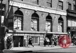 Image of World War 2 Merchant Seamans Club West 43rd Street New York City USA, 1943, second 28 stock footage video 65675041519