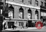 Image of World War 2 Merchant Seamans Club West 43rd Street New York City USA, 1943, second 31 stock footage video 65675041519