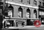 Image of World War 2 Merchant Seamans Club West 43rd Street New York City USA, 1943, second 32 stock footage video 65675041519