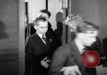 Image of World War 2 Merchant Seamans Club West 43rd Street New York City USA, 1943, second 41 stock footage video 65675041519