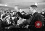 Image of World War 2 Merchant Seamans Club West 43rd Street New York City USA, 1943, second 43 stock footage video 65675041519