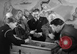 Image of World War 2 Merchant Seamans Club West 43rd Street New York City USA, 1943, second 48 stock footage video 65675041519
