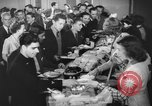 Image of World War 2 Merchant Seamans Club West 43rd Street New York City USA, 1943, second 50 stock footage video 65675041519