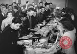 Image of World War 2 Merchant Seamans Club West 43rd Street New York City USA, 1943, second 51 stock footage video 65675041519