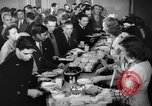 Image of World War 2 Merchant Seamans Club West 43rd Street New York City USA, 1943, second 52 stock footage video 65675041519