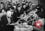 Image of World War 2 Merchant Seamans Club West 43rd Street New York City USA, 1943, second 53 stock footage video 65675041519