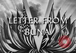 Image of Buna campaign New Guinea, 1943, second 3 stock footage video 65675041520
