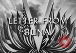 Image of Buna campaign New Guinea, 1943, second 4 stock footage video 65675041520