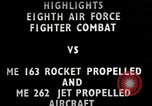 Image of Eighth Air Force Germany, 1944, second 6 stock footage video 65675041521