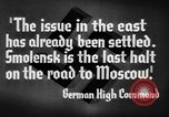 Image of German forces invade the soviet Union Soviet Union, 1941, second 45 stock footage video 65675041523