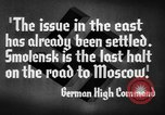 Image of German forces invade the soviet Union Soviet Union, 1941, second 48 stock footage video 65675041523