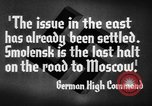 Image of German forces invade the soviet Union Soviet Union, 1941, second 49 stock footage video 65675041523