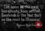 Image of German forces invade the soviet Union Soviet Union, 1941, second 50 stock footage video 65675041523