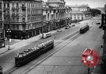 Image of attack on Leningrad Russia, 1941, second 14 stock footage video 65675041526