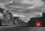 Image of attack on Leningrad Russia, 1941, second 15 stock footage video 65675041526