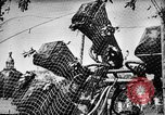 Image of attack on Leningrad Russia, 1941, second 23 stock footage video 65675041526