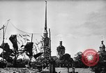 Image of attack on Leningrad Russia, 1941, second 26 stock footage video 65675041526