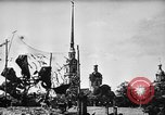 Image of attack on Leningrad Russia, 1941, second 27 stock footage video 65675041526