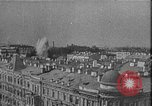 Image of attack on Leningrad Russia, 1941, second 44 stock footage video 65675041526
