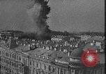 Image of attack on Leningrad Russia, 1941, second 45 stock footage video 65675041526