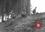 Image of Troops of US 16th Infantry Regiment advance toward St. Andreasberg Germany, 1945, second 5 stock footage video 65675041534
