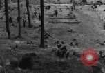 Image of Troops of US 16th Infantry Regiment advance toward St. Andreasberg Germany, 1945, second 30 stock footage video 65675041534