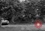 Image of Mark V tank Saint Lo France, 1944, second 10 stock footage video 65675041537