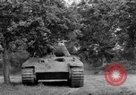 Image of Mark V tank Saint Lo France, 1944, second 15 stock footage video 65675041537