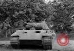 Image of Mark V tank Saint Lo France, 1944, second 16 stock footage video 65675041537