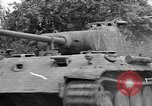 Image of Mark V tank Saint Lo France, 1944, second 18 stock footage video 65675041537