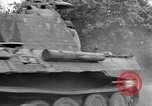 Image of Mark V tank Saint Lo France, 1944, second 19 stock footage video 65675041537