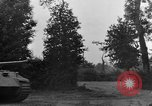 Image of Mark V tank Saint Lo France, 1944, second 26 stock footage video 65675041537