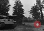 Image of Mark V tank Saint Lo France, 1944, second 27 stock footage video 65675041537