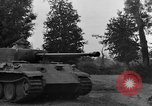 Image of Mark V tank Saint Lo France, 1944, second 28 stock footage video 65675041537
