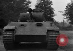 Image of Mark V tank Saint Lo France, 1944, second 31 stock footage video 65675041537