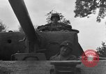 Image of Mark V tank Saint Lo France, 1944, second 38 stock footage video 65675041537