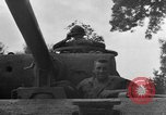 Image of Mark V tank Saint Lo France, 1944, second 41 stock footage video 65675041537