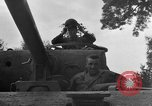 Image of Mark V tank Saint Lo France, 1944, second 42 stock footage video 65675041537
