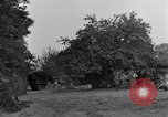 Image of Mark V tank Saint Lo France, 1944, second 47 stock footage video 65675041537