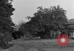 Image of Mark V tank Saint Lo France, 1944, second 49 stock footage video 65675041537