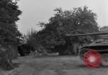 Image of Mark V tank Saint Lo France, 1944, second 50 stock footage video 65675041537