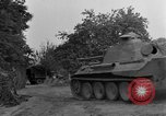 Image of Mark V tank Saint Lo France, 1944, second 52 stock footage video 65675041537