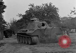 Image of Mark V tank Saint Lo France, 1944, second 54 stock footage video 65675041537