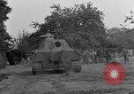 Image of Mark V tank Saint Lo France, 1944, second 56 stock footage video 65675041537