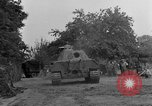 Image of Mark V tank Saint Lo France, 1944, second 60 stock footage video 65675041537