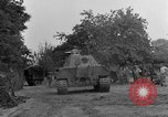 Image of Mark V tank Saint Lo France, 1944, second 62 stock footage video 65675041537